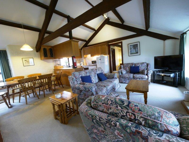 Summerleaze 3 Bedroom Cottage, location de vacances à Poundstock