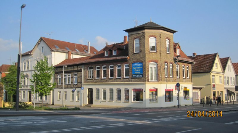 HAUS ALLERBRÜCKE 2, location de vacances à Schwarmstedt