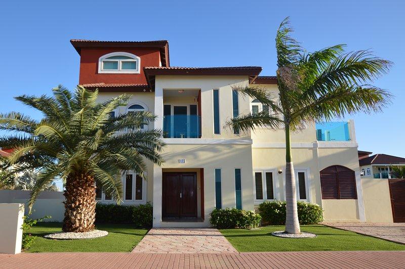 Merlot Villas Aruba quattro camere da letto villa con piscina