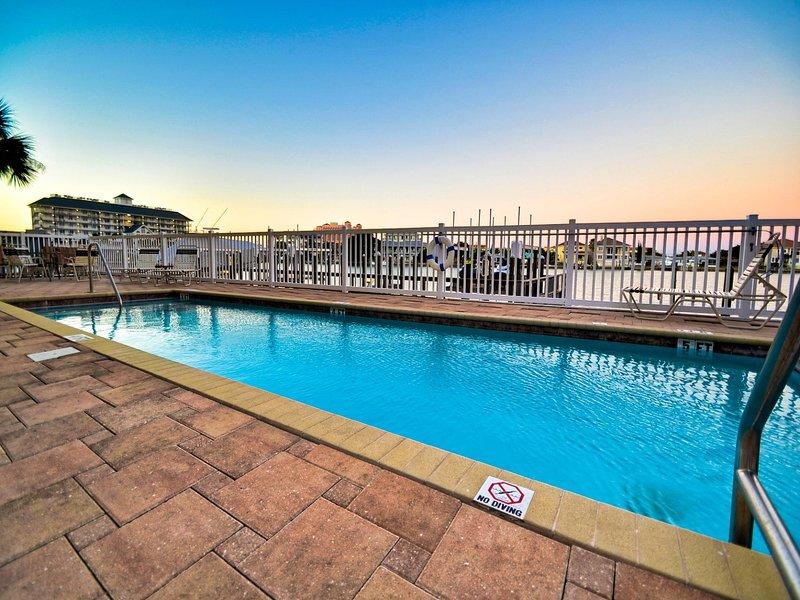 Bay Harbor swimming pool