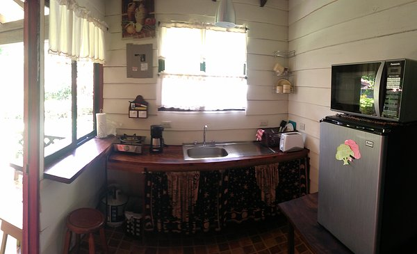 Cozy Studio Just Off Main Street Airbnb Has Patio And