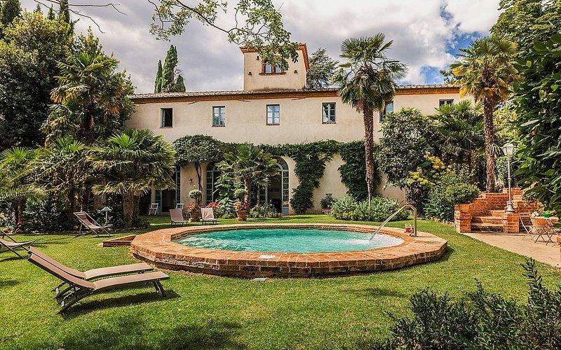 Villa Arcadia, holiday rental in Scrofiano