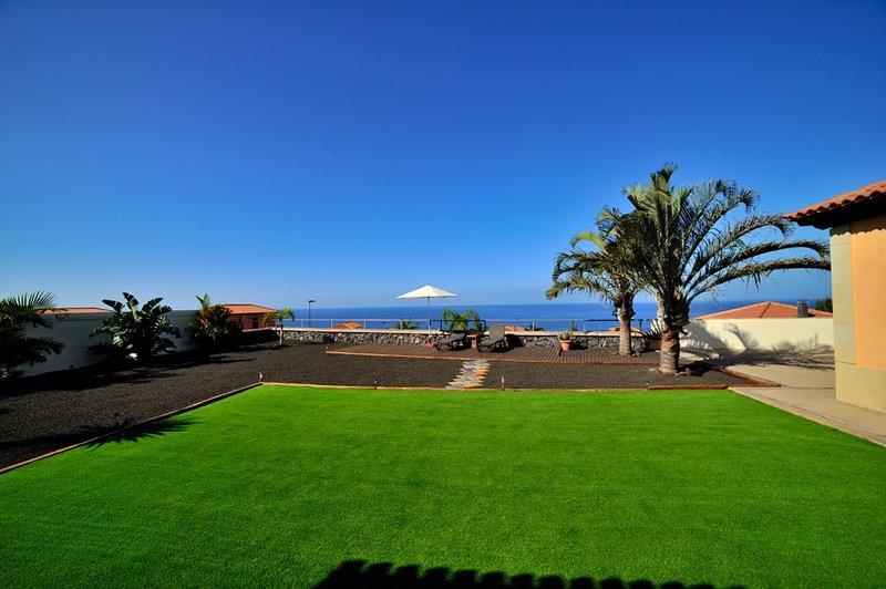 Paesaggio da terrazza.