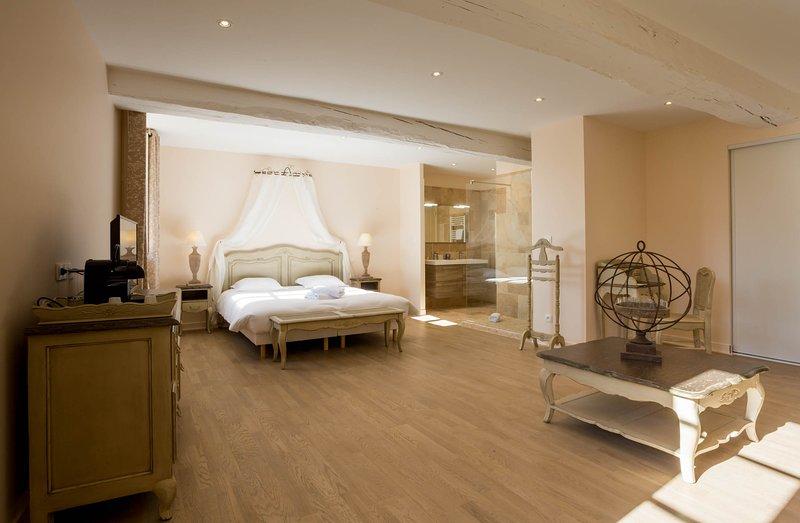 Le Cara Caliel 2G, vacation rental in Ladoix-Serrigny