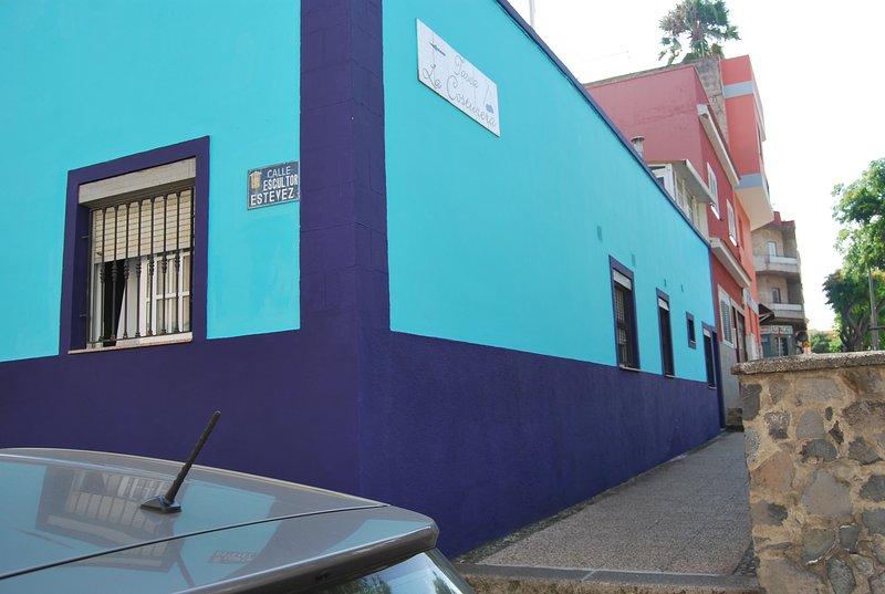 Lateral Casa La Costurewra
