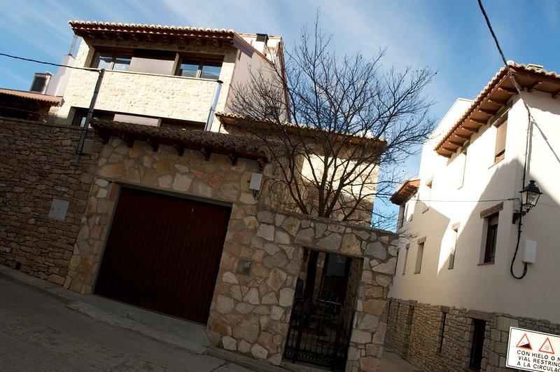 Casa Rural El Olmo, holiday rental in Rubielos de Mora