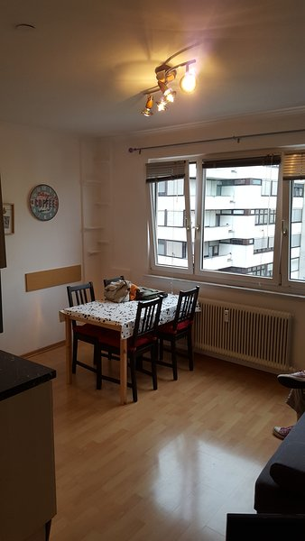 Cozy Apartment near Central station, vacation rental in Koppl
