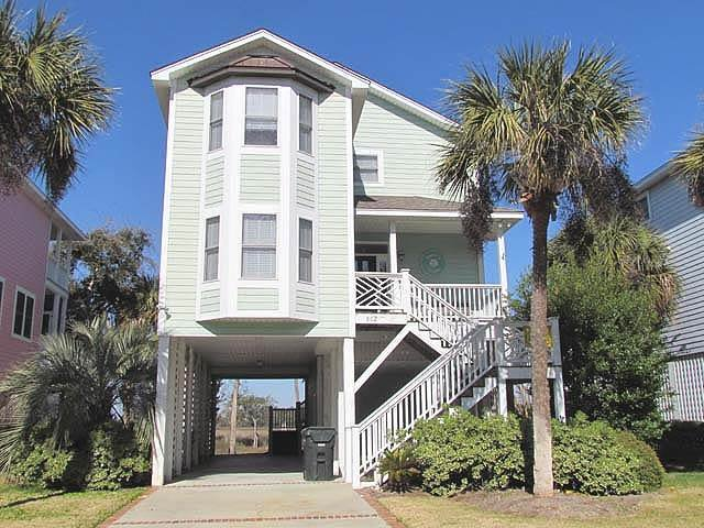 802 Jungle Shores Dr - 'Egret's Flight', holiday rental in Edisto Island
