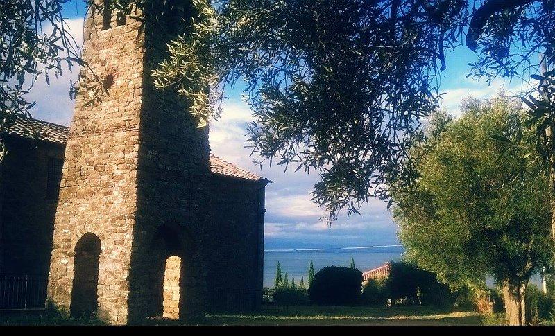 Il rifugio del daino, casa vacanza a Passignano Sul Trasimeno