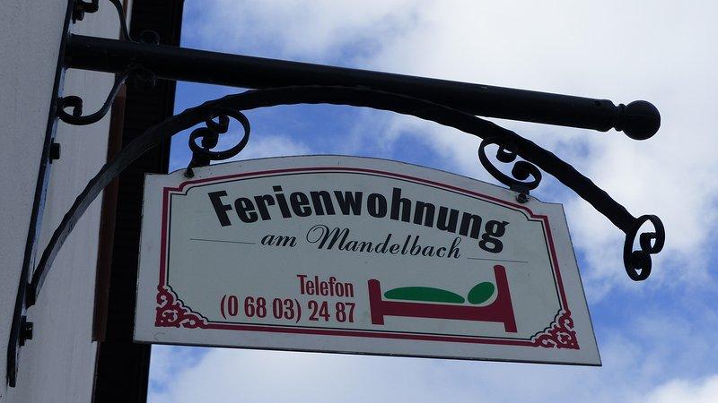Ferienwohnung-am-Mandelbach, vacation rental in Neunkirchen
