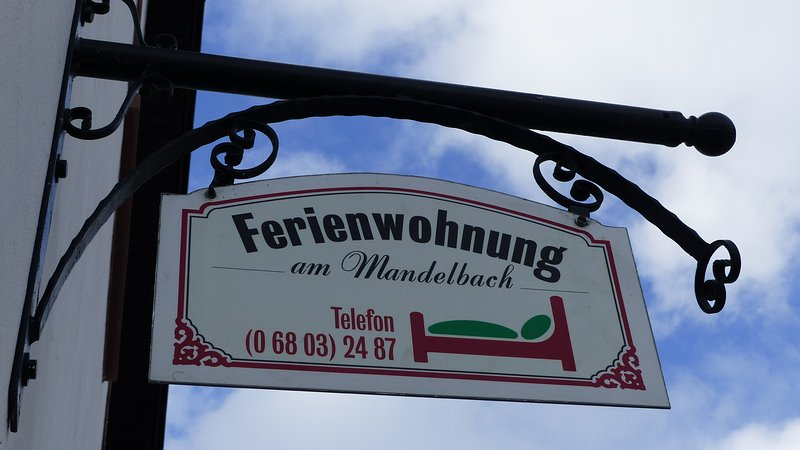 Ferienwohnung-am-Mandelbach, holiday rental in Mandelbachtal