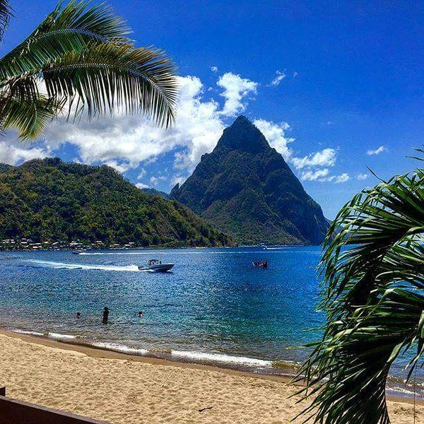 Air Condition Apartment near Beach, vacation rental in Soufriere