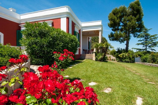 Villa Cristo Re, holiday rental in Monopoli