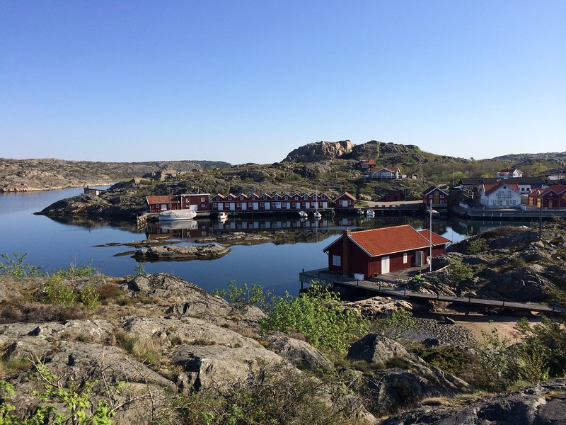 Exclusive cottige by the Sea – semesterbostad i Halleviksstrand