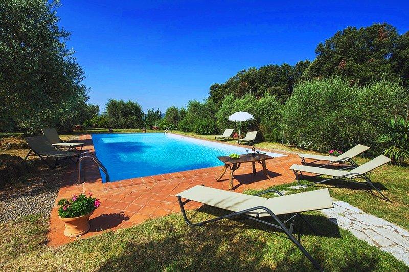 Aktualisiert: 2018 bellaria il triangolo con piscina e giardino