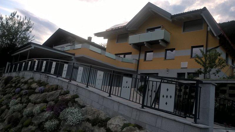 Gästehaus Alberta in Navis - Tal der Liebe, Ferienwohnung in Trins