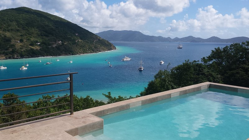 Almost Heaven Villa, holiday rental in British Virgin Islands