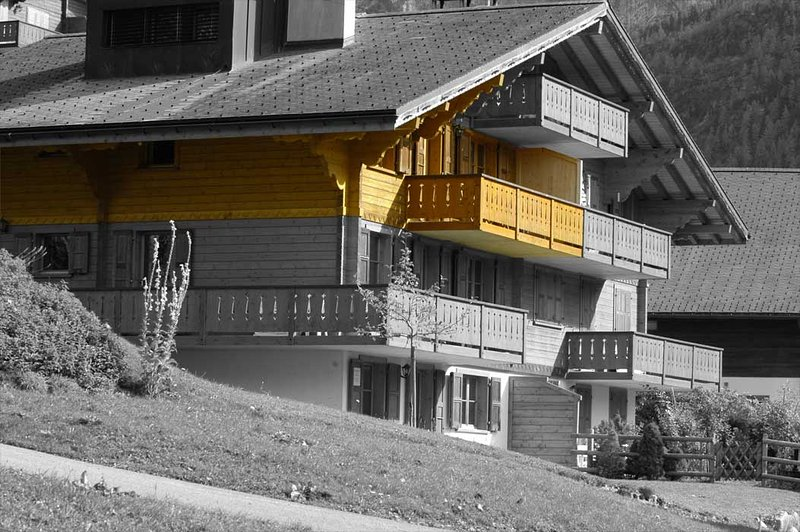 Our cottage and apartment Calvisson Le Grand Chamois