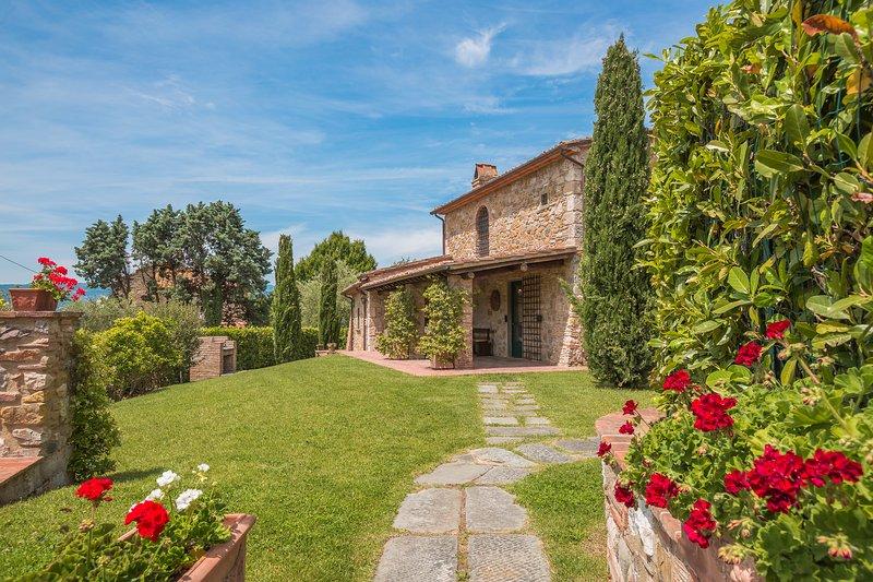 Tuscany Villa with a Private Pool - Villa Albano, vacation rental in Monsummano Terme