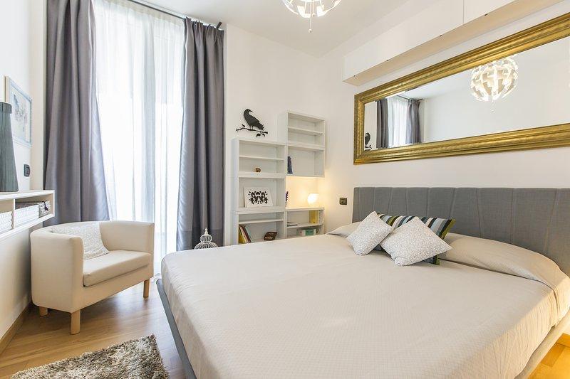 Vibrant & stylish 1 BR in central P. Vittoria, casa vacanza a Pasturago