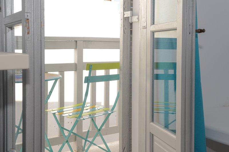 depis suites balcony