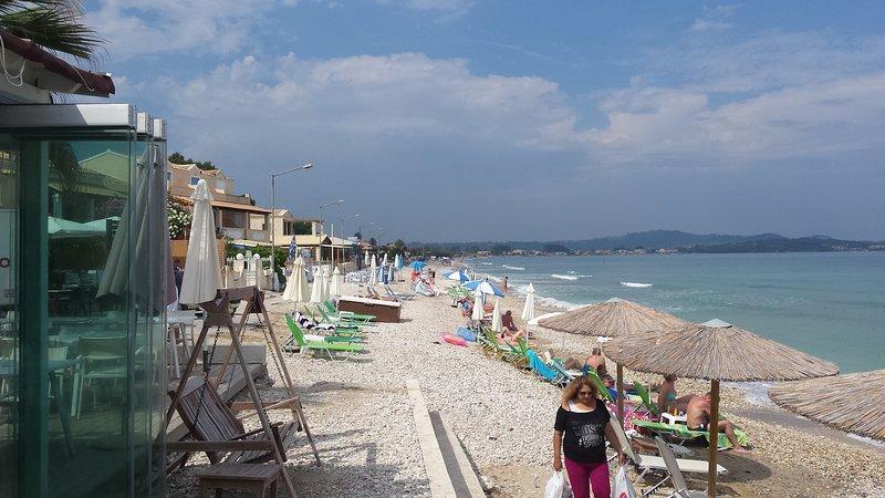 playa de Acharavi