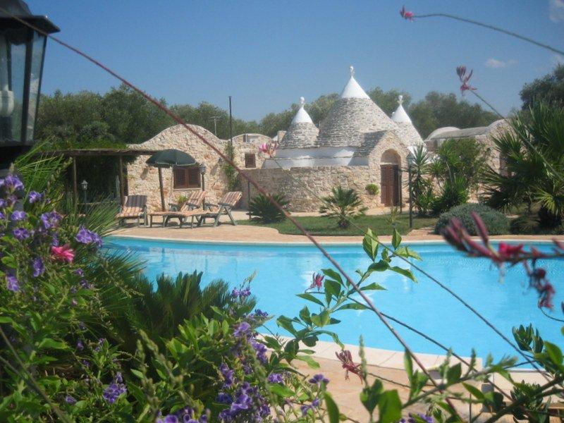 Trullo Santana, vacation rental in Latiano
