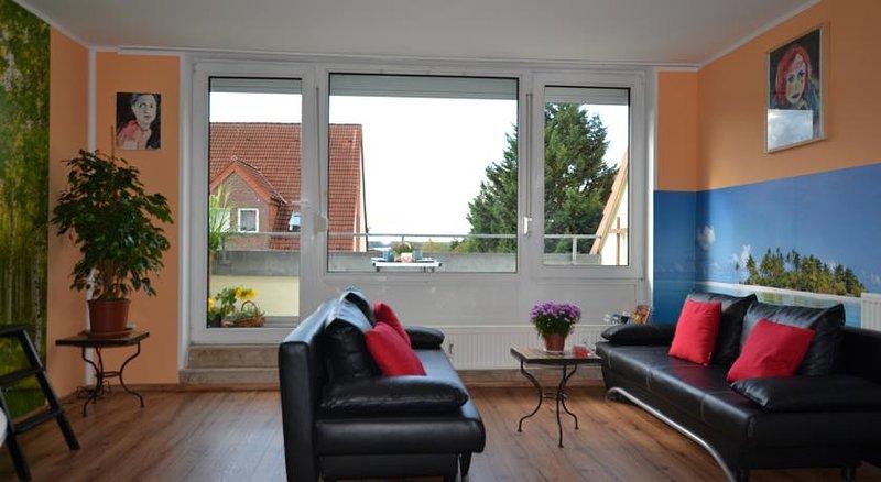 pure NATURE & to BERLIN alex in 40min, holiday rental in Diensdorf-Radlow