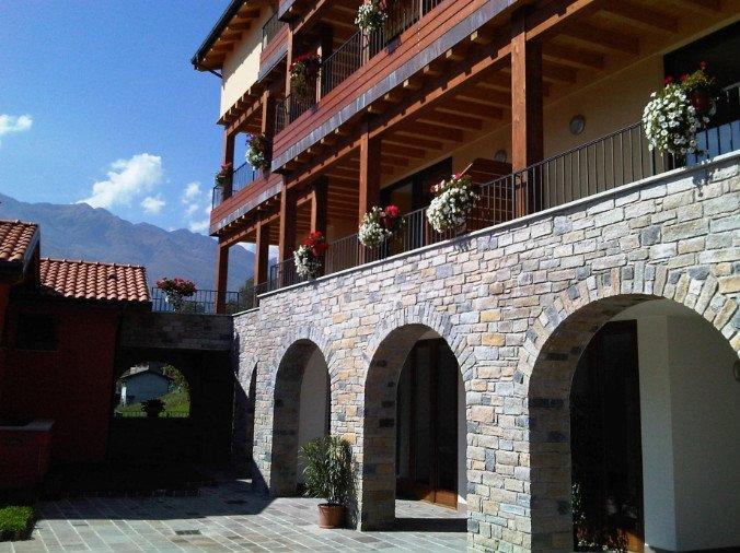 Borgo La Sorgente - Lavanda, holiday rental in Gravedona ed Uniti
