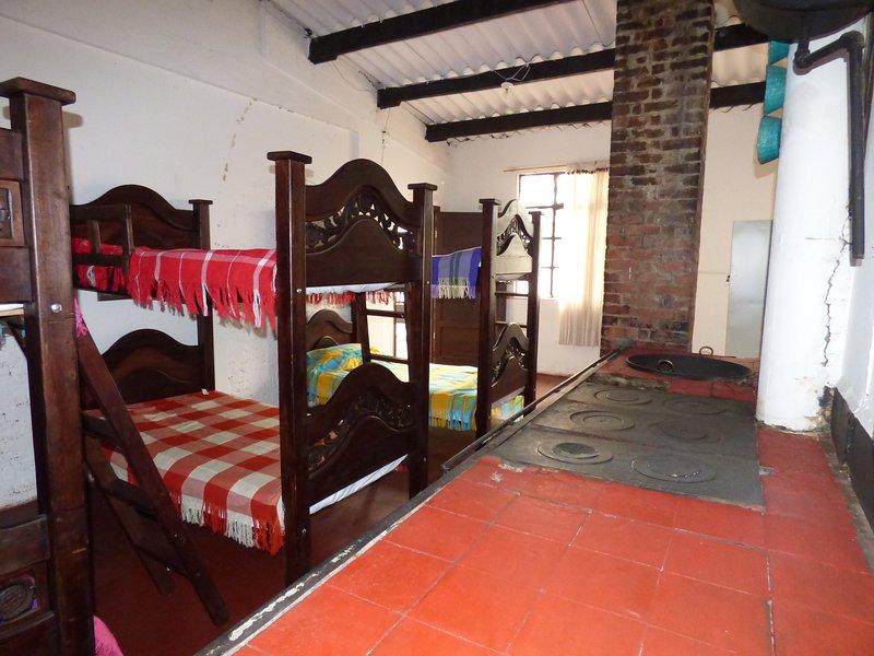 San Patricio - un lugar de descanso y tranquilidad, location de vacances à Choachi