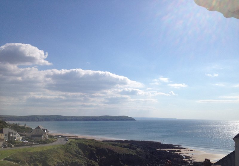 Breathtaking Sea Views!! The View, Woolacombe, holiday rental in Mortehoe