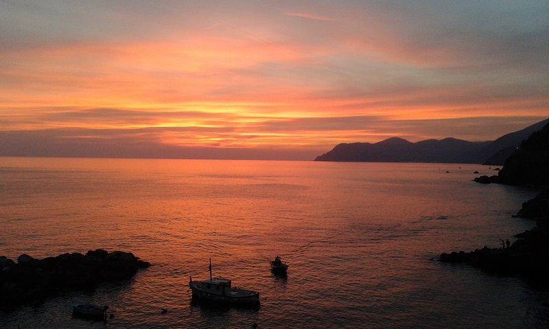 Una Finestra sul mare, vacation rental in Riomaggiore