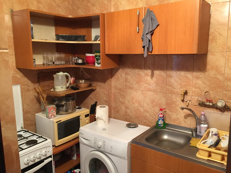 Studio flat in Turnu Magurele teleorman, location de vacances à Sud de la Roumanie