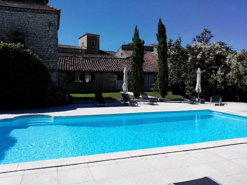 Séjour  gîte Cordes sur Ciel, vakantiewoning in Vindrac-Alayrac