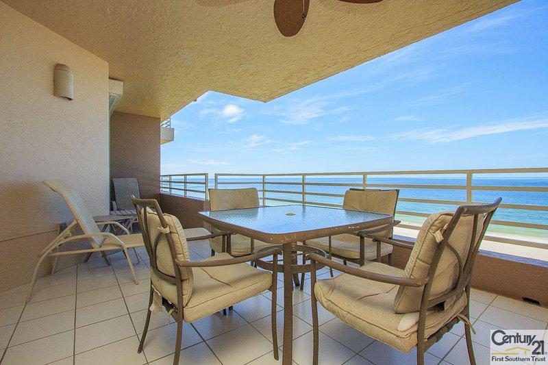 Balcony Beach View