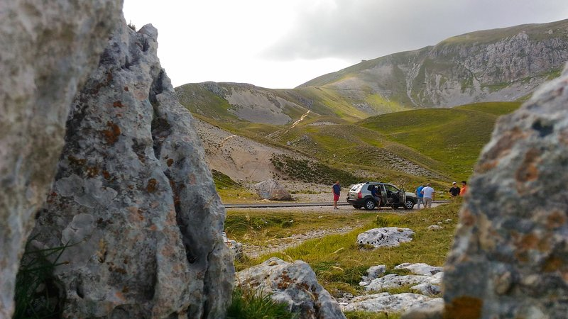The Gran Sasso National Park - Campo Imperatore
