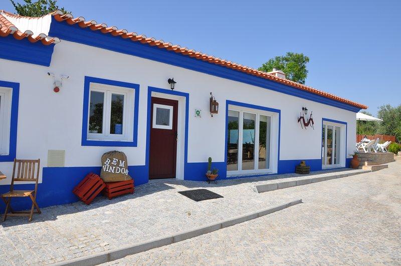 Casas de Campo, Quinta da Sardinha, vacation rental in Portalegre District