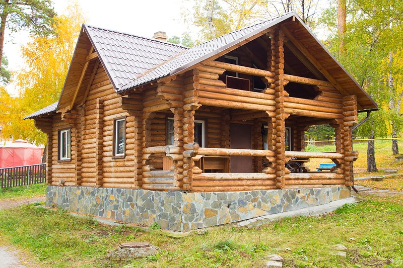 пансионат Тургояк, holiday rental in Urals District