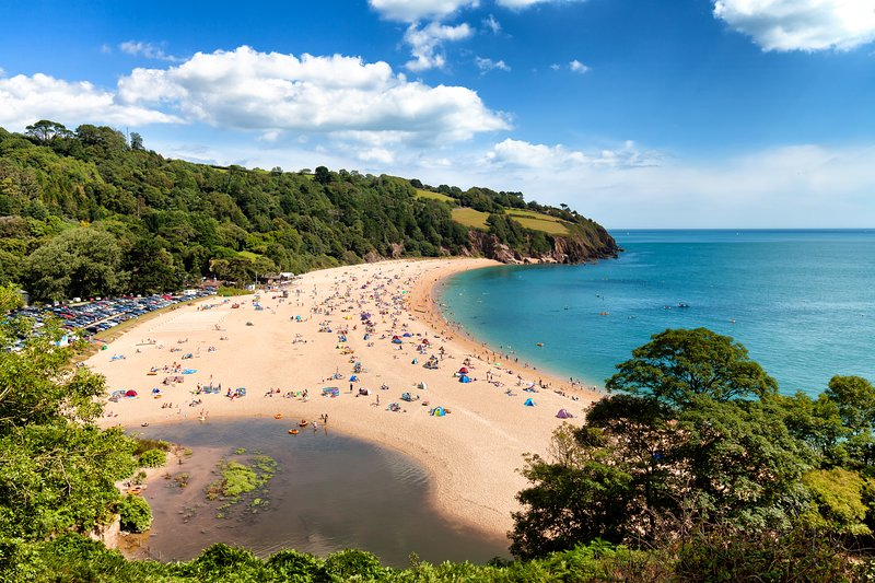Blackpool Sands, Dartmouth