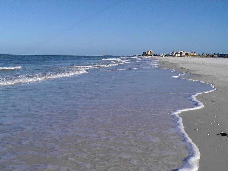Hermosa playa de Clearwater es elegida como una de las mejores playas de América