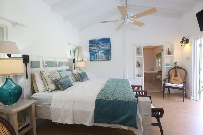 Zatarra House Master Bedroom