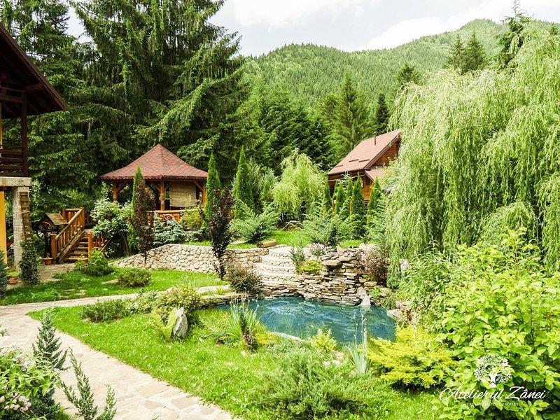 Atelierul Zanei - Holiday Home, holiday rental in Balan