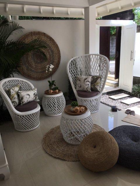 Villa Santai Surf Shack, location de vacances à Kerobokan