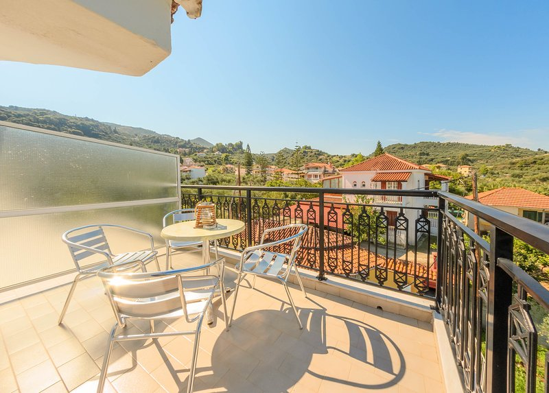 Two-Bedroom Apartment, vacation rental in Argassi