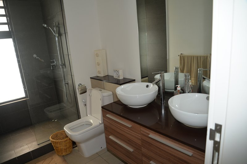 Azuri Beach and pool apartment in the North of Mauritius ... on