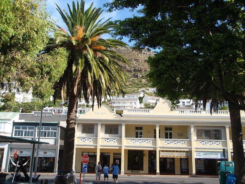 Simonstown histórico