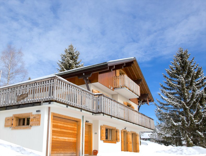 Welcome to Chalet 345 - your luxury Les Gets holiday starts here