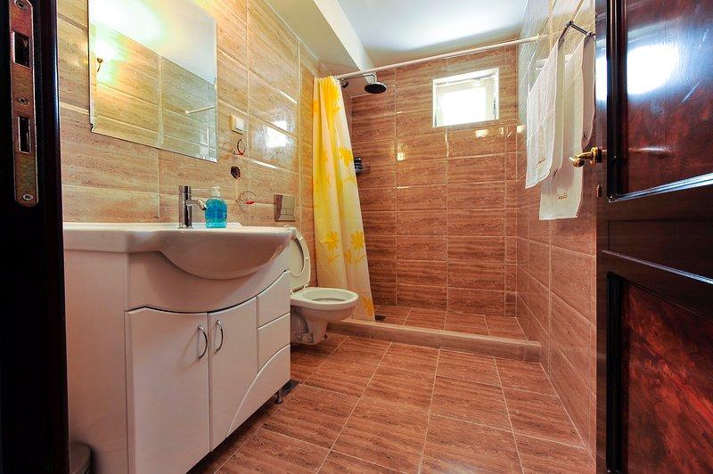 Appartement Meditteran - salle de bain