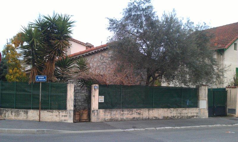 Villeneuve loubet maison/jardin 5/6 pers, location de vacances à Villeneuve-Loubet