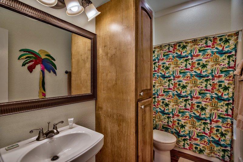 2nd Floor Full Bath Shower/Tub Combo